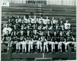 Canton High School Football team members