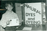 Elementary science fair winner: natural dyes and dyeing