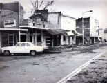 Tornado damage 1976: Store Fronts
