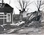 Tornado damage 1976: Home