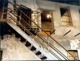 Second floor, Old Madison County Jail, 1984