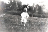 Laura Boddie Jones Bowers about 2 years old