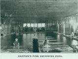Canton's fine swimming pool