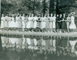 Beauty Contest, ca. 1960, at Allison's Wells