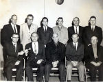 Men's club, Ed Dacus, George Jones and others