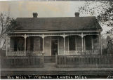 Miss T. Wyman house