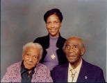 Sister Thea Bowman, with her parents Dr. and Mrs. Theon Bowman