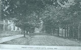 Liberty Street, looking south, Canton, Miss.