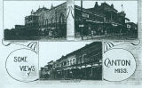 Some views of Canton, Miss.