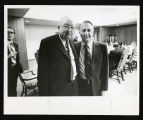 U.S. Senator James O. Eastland And Dr. Charles Hogarth At Commencement Lunch