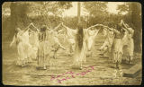 Dance Pageant; 1918