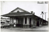 Indianola Train Depot