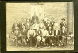 Grand Jurors in Tishomingo County, Mississippi, in early 1900s.
