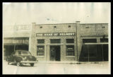Bank of Belmont, Belmont, Mississippi, 1930s