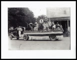 Tennessee Valley Authority (TVA) Float in Parade, Iuka, Mississippi, 1957