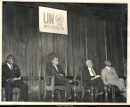Photograph of A.D. Beittel at United Nations Day 1963